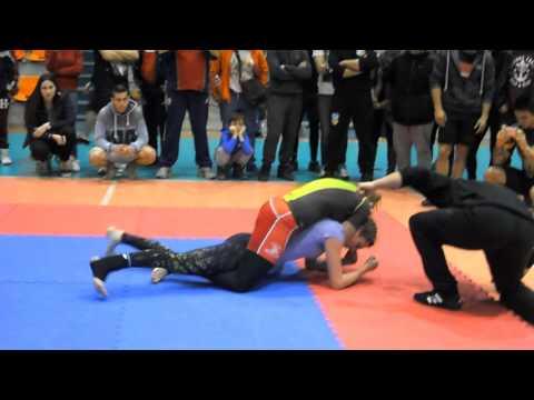 Anita Doganova vs Kameliq Mihalkova RGC 4, Women's Absolute