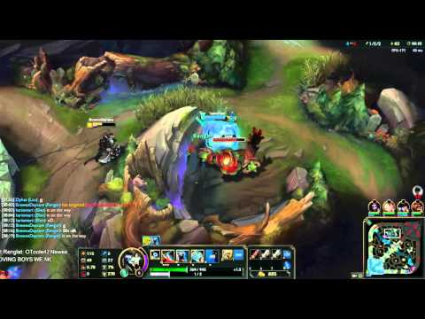 Dekar173- Patch 5.24 Game 30 Top Rengar vs Yasuo 11-5-15