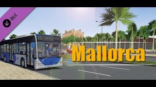 OMSI 2 - Mallorca DLC -  Quick First Look