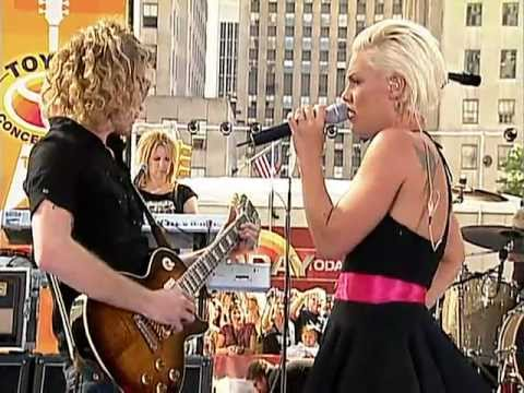 p!nk Just Like A Pill  Today Show