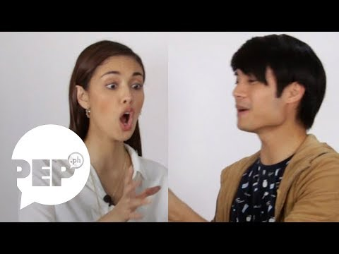 Watch Megan Young's reaction to what Mikael Daez has in his hand | PEP Raid