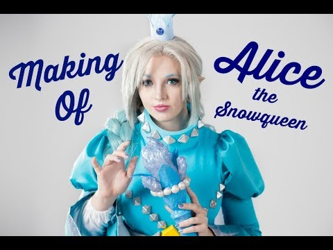 Making Of: Alice The Snowqueen From Lords Mobile