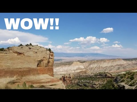 IT'S INCREDIBLE! Colorado National Monument