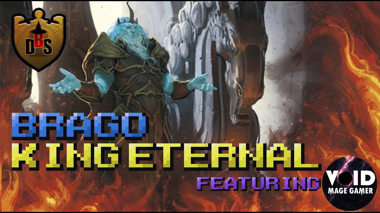 $50 Blink For The Win | Brago, King Eternal Deck Tech | Super Budget  Commander