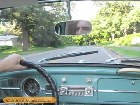 A Beetle Drive 1962 VW Ragtop ...
