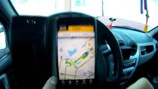 Один день работы в Яндекс такси