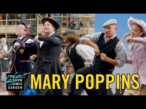 Thumbnail: Crosswalk the Musical: Mary Poppins