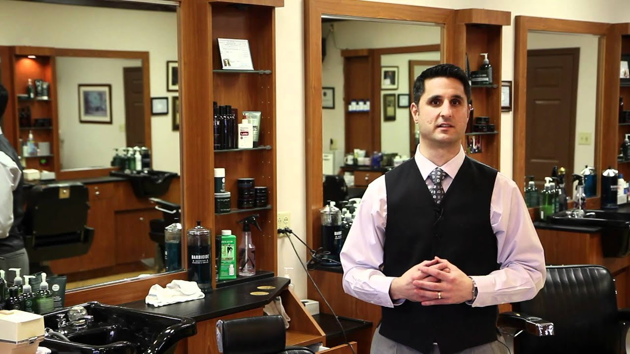 More Barber School Tips - Dress For Success - YouTube