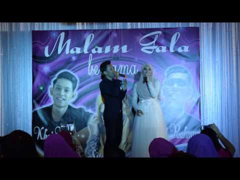 Siti Nordiana & Khai Bahar - Resepi Berkasih #malamgala #Singapore