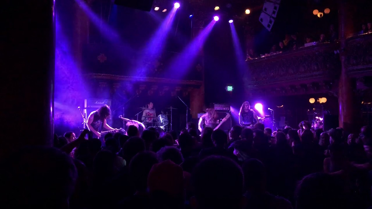 Huey Cam: Power Trip - Manifest Decimation (Live At Great American ...