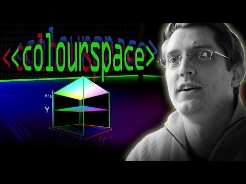 Colourspaces - Computerphile