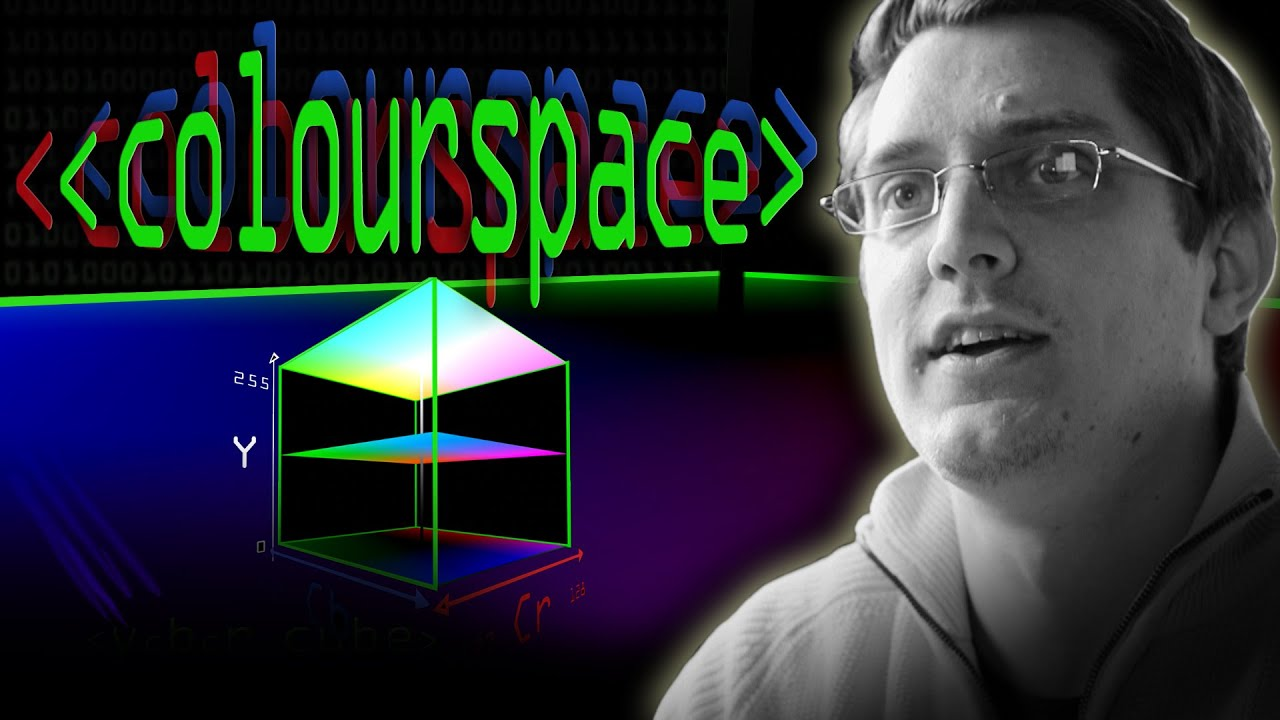 Colourspaces (JPEG Pt0)- Computerphile