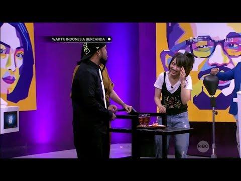 Ketawa Ayana JKT48 Bikin Heboh Satu Studio (4/4)