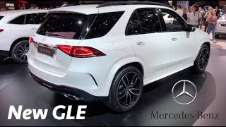 New Mercedes GLE AMG 2019 first look in 4K -better than new BMW X5?