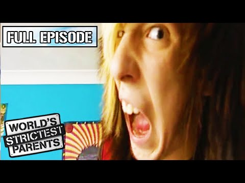 The Frazee Family - Texas, USA | Full Episodes | World's Strictest Parents UK