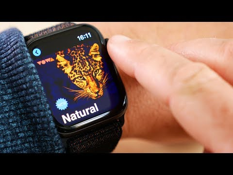 Amazing HTML Emails On Apple Watch Series 4 (watchOS 5)