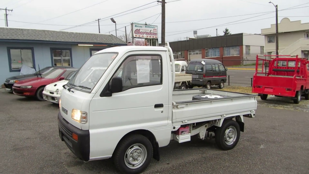 medium resolution of for sale 1992 suzuki carry 4wd axle lock diff lock f6a part 2