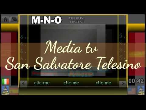 Mediatv tv privata della valle telesina s salvatore for Terr root word