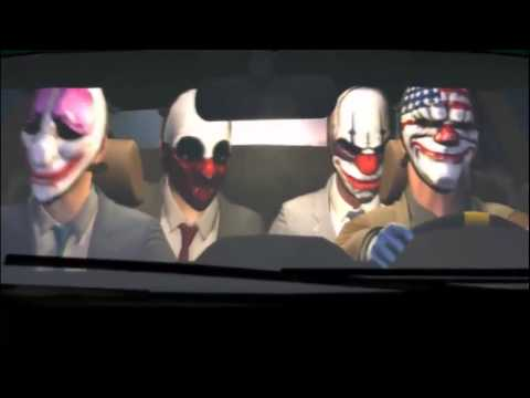 PAYDAY 2 intro music I Will Give You My All [1 hour version]
