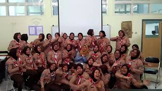SMK Farmasi Sekesal Surabaya Angkatan 45 kelas XA