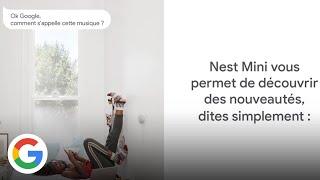 Apprenez en famille avec Nest Mini - Google France