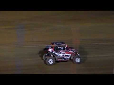 Dog Hollow Speedway - 6/3/16 UTV Heat Race #2