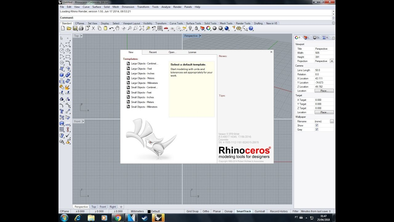 torrent rhinoceros 5 ita