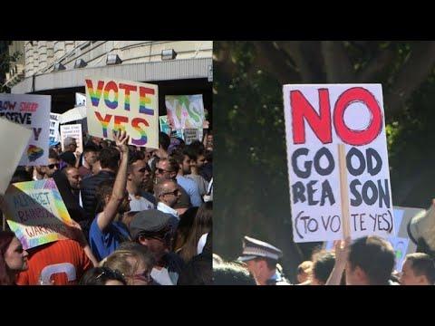 Australia gay marriage debate highlights church divisions