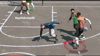 NBA 2K15 My Park | Twerk Some Boaaaa !