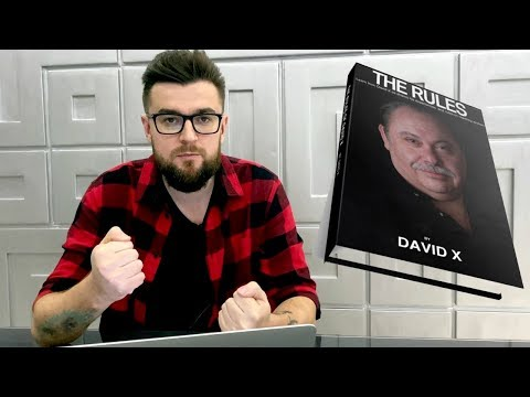 Прочти эту книгу: Дэвид Икс - Будь жесток