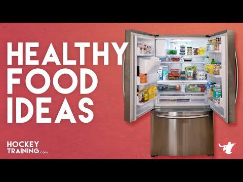 Healthy Food Ideas For Hockey Players 🏒 - 동영상