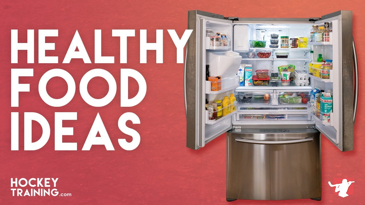 Healthy Food Ideas For Hockey Players 🏒