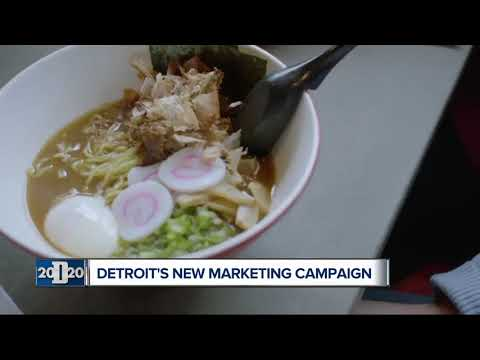 'Detroit: It's Go Time' is new marketing slogan for Visit Detroit