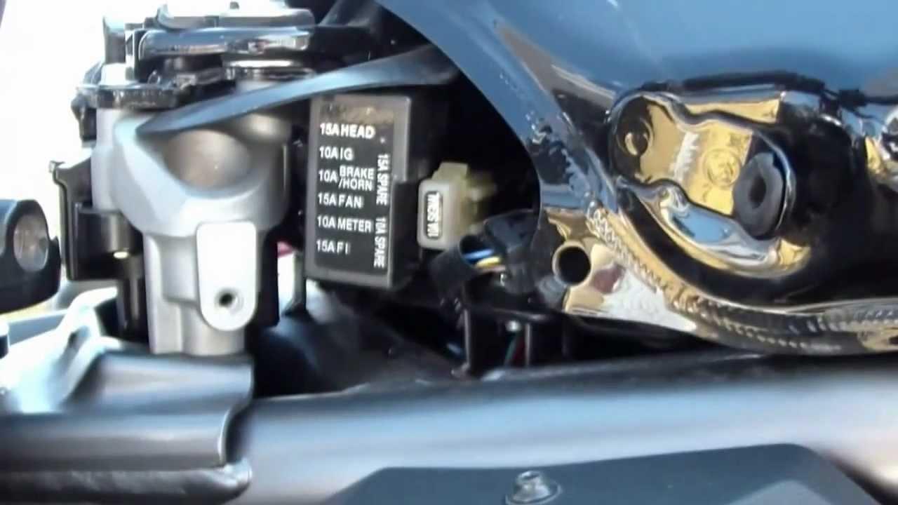 Kawasaki Vulcan 900 Custom Fuse Box | #1 Wiring Diagram Source on