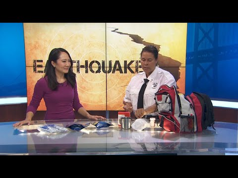 Checklist: What To Pack In Your Earthquake Emergency Kit