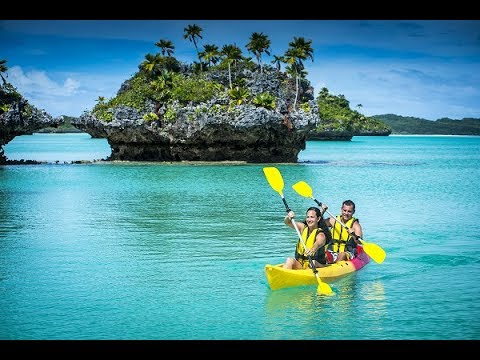 The Island of Fiji: Second Most Beautiful Paradise - G Documentary
