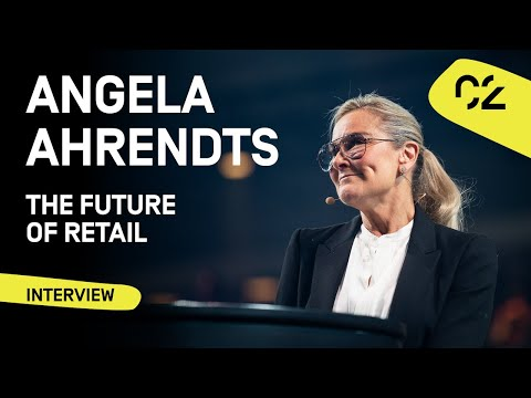 What's after Apple: Angela Ahrendts and the future of retail