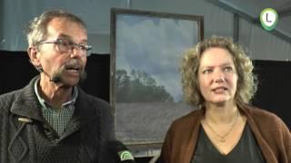 Opening inlaat hogewatergeul door minister Schultz van Haegen
