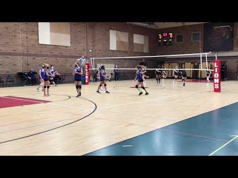 SVA MS Girls Volleyball (B Team) vs Cherry Hills Christian School