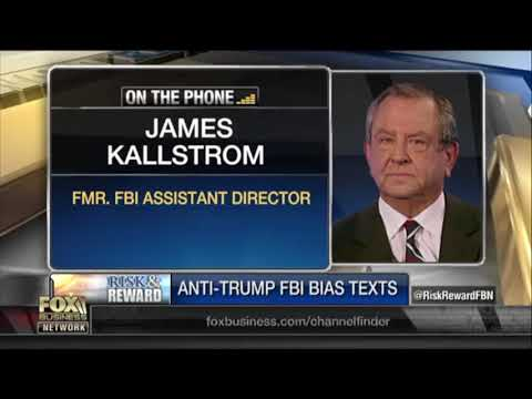 Former FBI Ass't Dir says DoJ cabal is a conspiracy