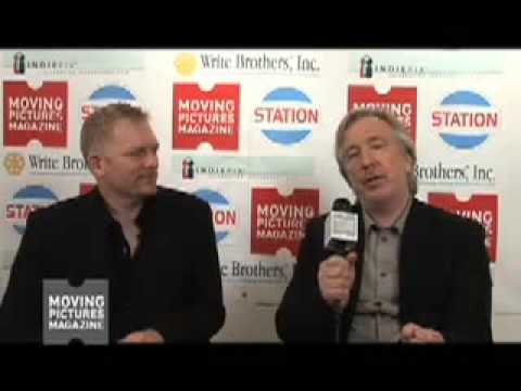 Nobel Son Interview with Alan Rickman & Randall Miller (2)