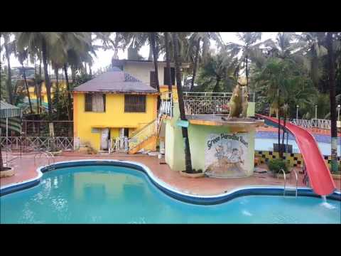 Green Paradise Resort Arnala Beach Virar Maharashtra Youtube