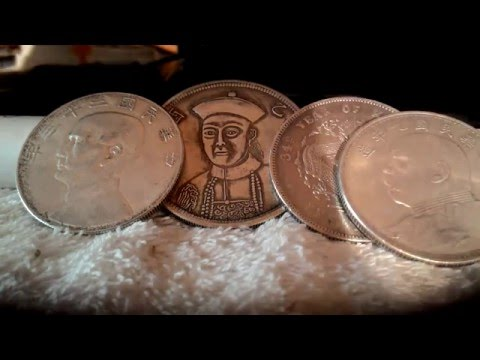 ★My Old Silver Chinese Coin Collection★
