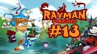 Прохождение Rayman Origins - СУНДУК! СТОЙ МРАЗЬ! #13