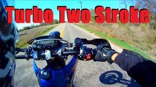 Turbo Two Stroke