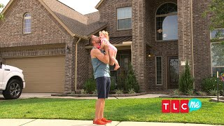 Lose The Dad Bod With Adam Busby's Daddy-Daughter Workouts | OutDaughtered