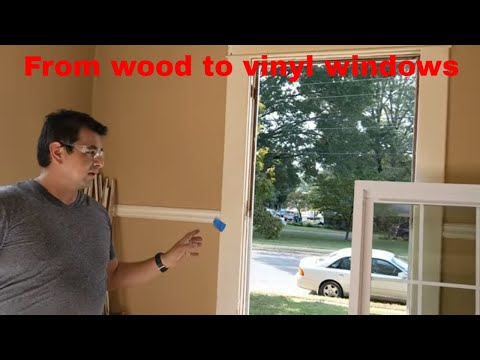 Old Windows Replacement #1 - How To Measure Your New Windows