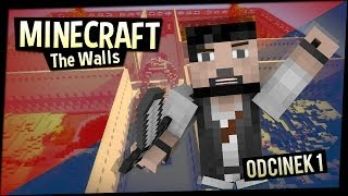 Minecraft: The Walls #1 - Nieogar z Waldim w/ Waldi