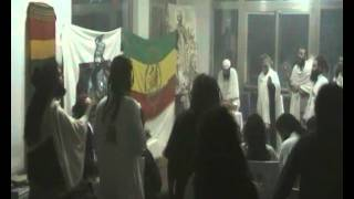 Lilly Chant Coronation Haile Selassie RastafarI Nyabinghi in Italy
