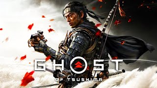 GHOST OF TSUSHIMA All Cutscenes (Game Movie) PS4 PRO 1080p HD